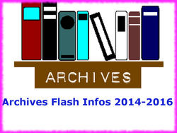 ARCHIVES: Flash info