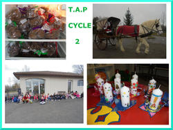 PHOTOS T.A.P 2017-2018  Scolaires: Cycle 2